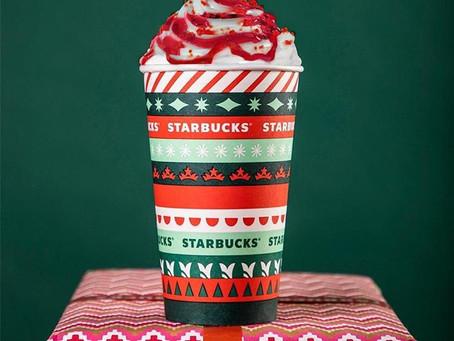 Época Navideña en Starbucks: Los sabores y aromas que todos esperan esta temporada