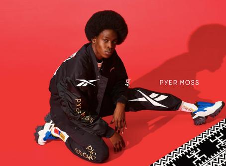 "Reebok by Pyer Moss llega a Chile y a Latinoamérica con colección especial ""American Also"""