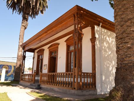 Conoce la renovada ruta patrimonial de Gabriela Mistral