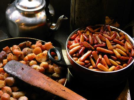 Curso online de cocina tradicional mapuche con Anita Epulef