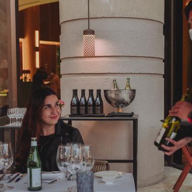 Una noche gastronómica por el Mes Rosa con maridaje de Viña Tarapacá en Mandarin Oriental, Santiago