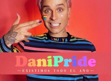 El late LGBT de Instagram, Dani Pride, cerró su primera temporada tras ocho exitosos capítulos