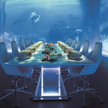 Sublimotion, así es el restaurante más caro del mundo
