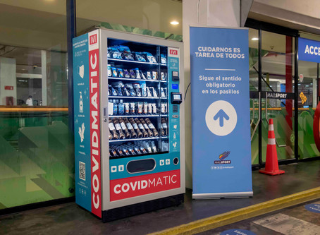 Mall Sport implementa innovadoras medidas de seguridad sanitaria frente al covid-19