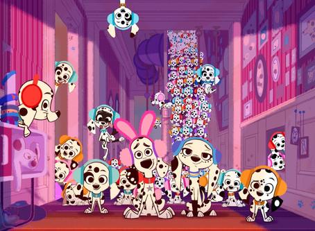 El 2 de noviembre las aventuras caninas llegan a Disney Junior con el estreno de Calle Dálmatas 101