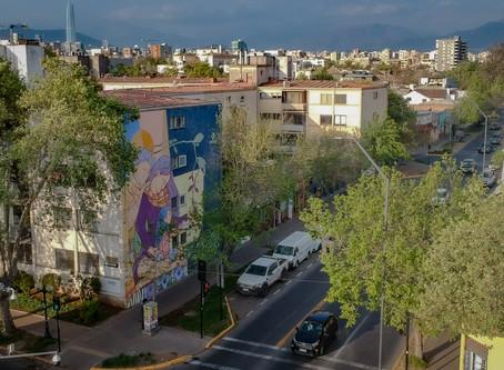 Converse City Forests: mural de arte sustentable que equivale al oxígeno producido por 300 árboles