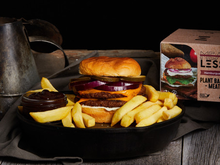 Meatless Lovers potencia su receta estrella de hamburguesas