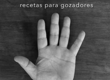 """Lanzamiento: Libro """"No soy chef recetas para gozadores"""""""