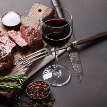 Carne y vino, un match perfecto para estas Fiestas Patrias