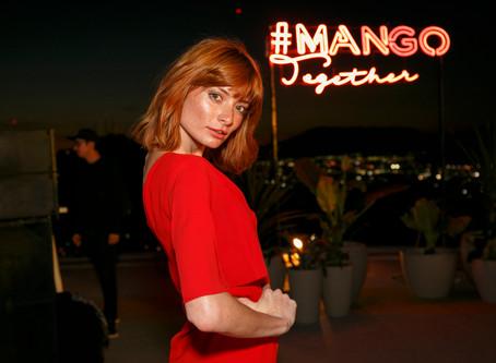 """Lanzamiento exclusivo:  Mango celebró sus nuevas tendencias con """"Mango Together"""""""