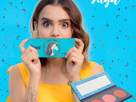 Exclusivo en Falabella: Yuya llega a Chile con su línea de maquillaje