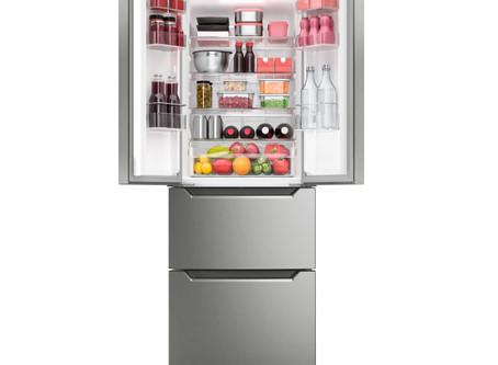 Mejora la conservación de tus alimentos con refrigerador Multidoor: 50% refrigerador y 50% freezer