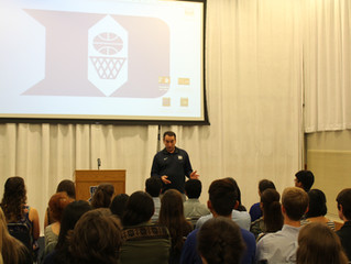 Preseason Presentation from Coach K