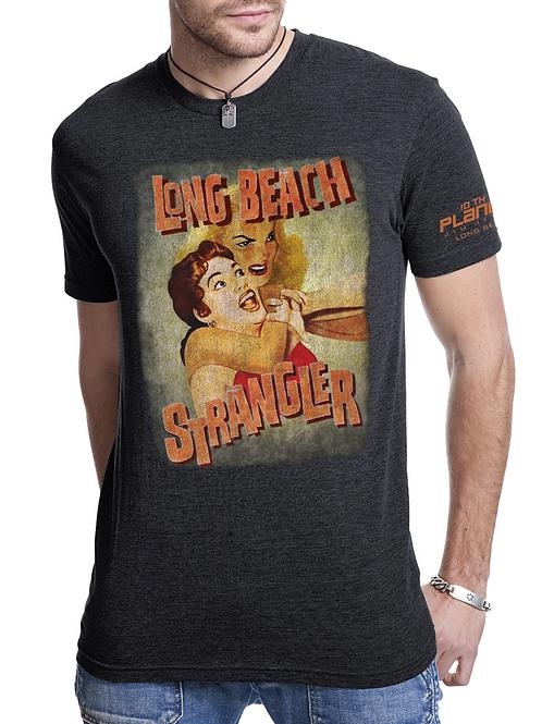 Long Beach Strangler Mens T-shirt