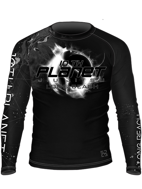 10th Planet Long Beach Medium rash guard
