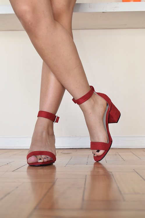 sandalias bajas con bajos