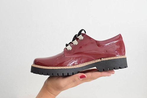 Zapato Cassai Vino