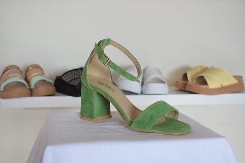 Sandalias Ross  verdes