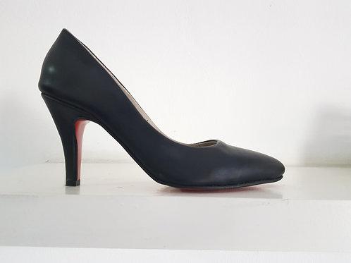 Stileto Negro Clasico