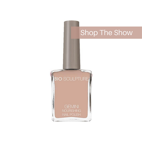 Gemini Nourishing Nail Polish No.2003 - Nude 14ml