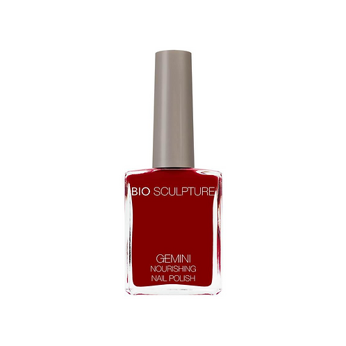 Gemini Nourishing Nail Polish No.20 - Cherry Ripe 14ml