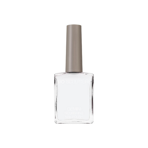 Gemini Nourishing Nail Polish No.1 - French White 14ml