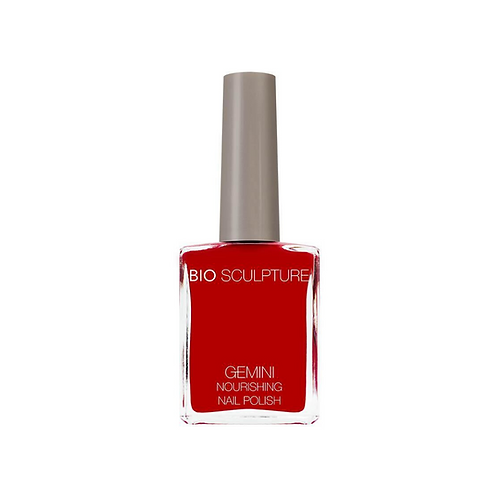 Gemini Nourishing Nail Polish No.19 - Pillar Box Red 14ml