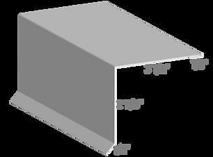 Corrugated Rake Profile