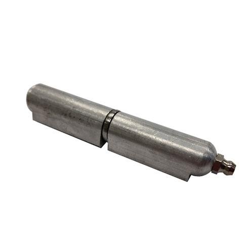"""Aluminum Bullet Hinge, Grease Zerk, Stainless Steel Pin & Bushing 5-3/8"""""""