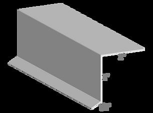 Eave Trim / Drip Edge Profile