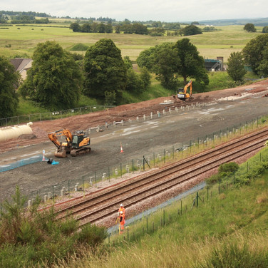 0969 Network Rail Engineers Survey Line Profile