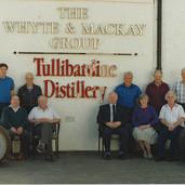 1087 Tullibardine Distillery 1994 Barrel
