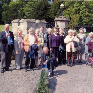 277 Blackford Senior Citizens Trip to Scone Palace