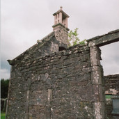 791 Restoration of Old Church Bell Tower