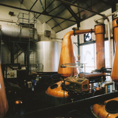 350 Tullibardine Distillery May 2002