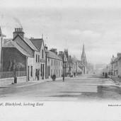 744 Moray Street, Blackford Looking East