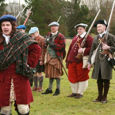 1100 Blackford Burning 300th Anniversary
