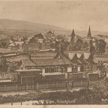 810 A General View, Blackford