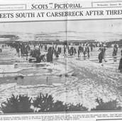 878 Curling at Carsebreck 1929 1