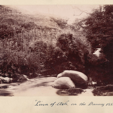 1163 Linn of Ash on the Danny 1885