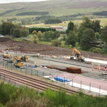 0987 Preparations for Concrete Bay