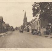 866 Moray Street, Looking West, Blackford