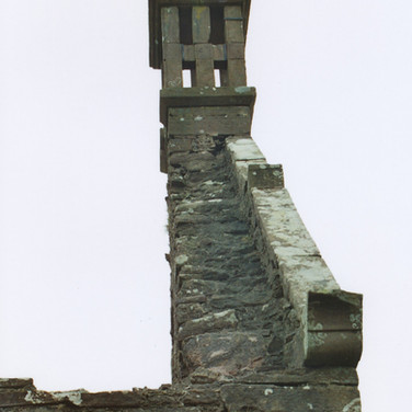 550 Restoration of Old Church Bell Tower