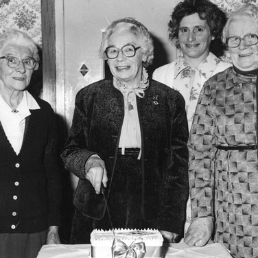 292 Blackford Women's Guild 60th Anniversary