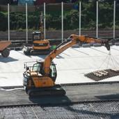 0991 Steel Reinforce Mesh for Concrete