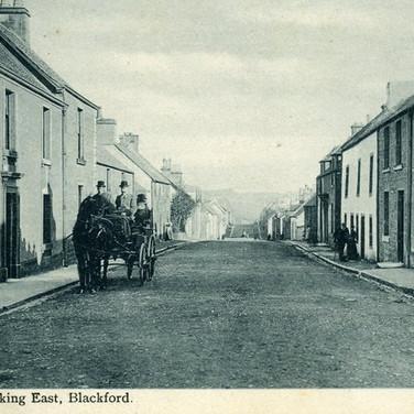 317 Stirling Street Looking East