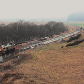 0962 South Class 66-507 and Points