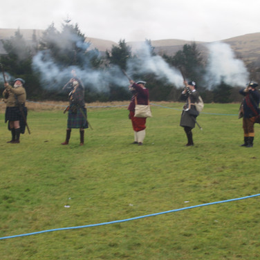 1046 Blackford Burning 300th Anniversary