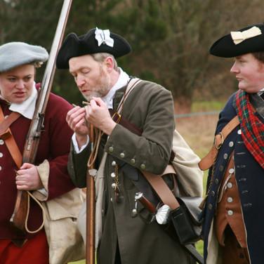 1096 Blackford Burning 300th Anniversary