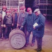 1086 Tullibardine Distillery 1990 Barrel